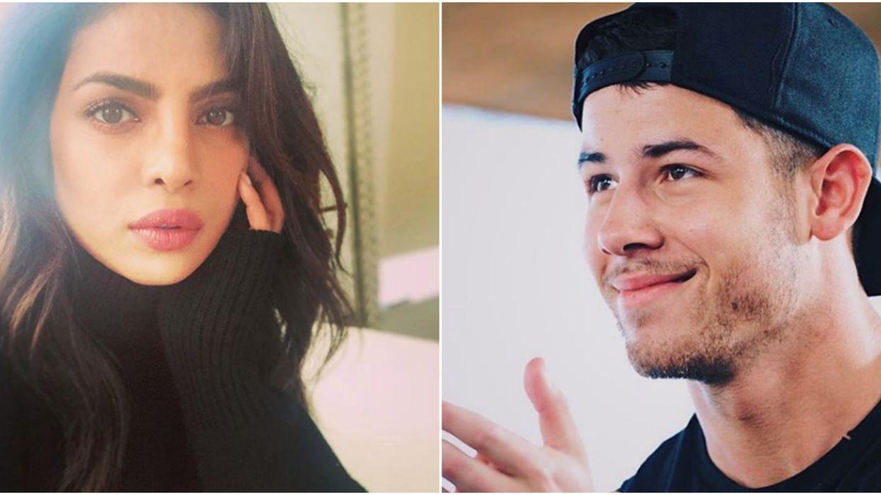 Priyanka Chopra Just Made Her Relationship With Nick Jonas Instagram Official