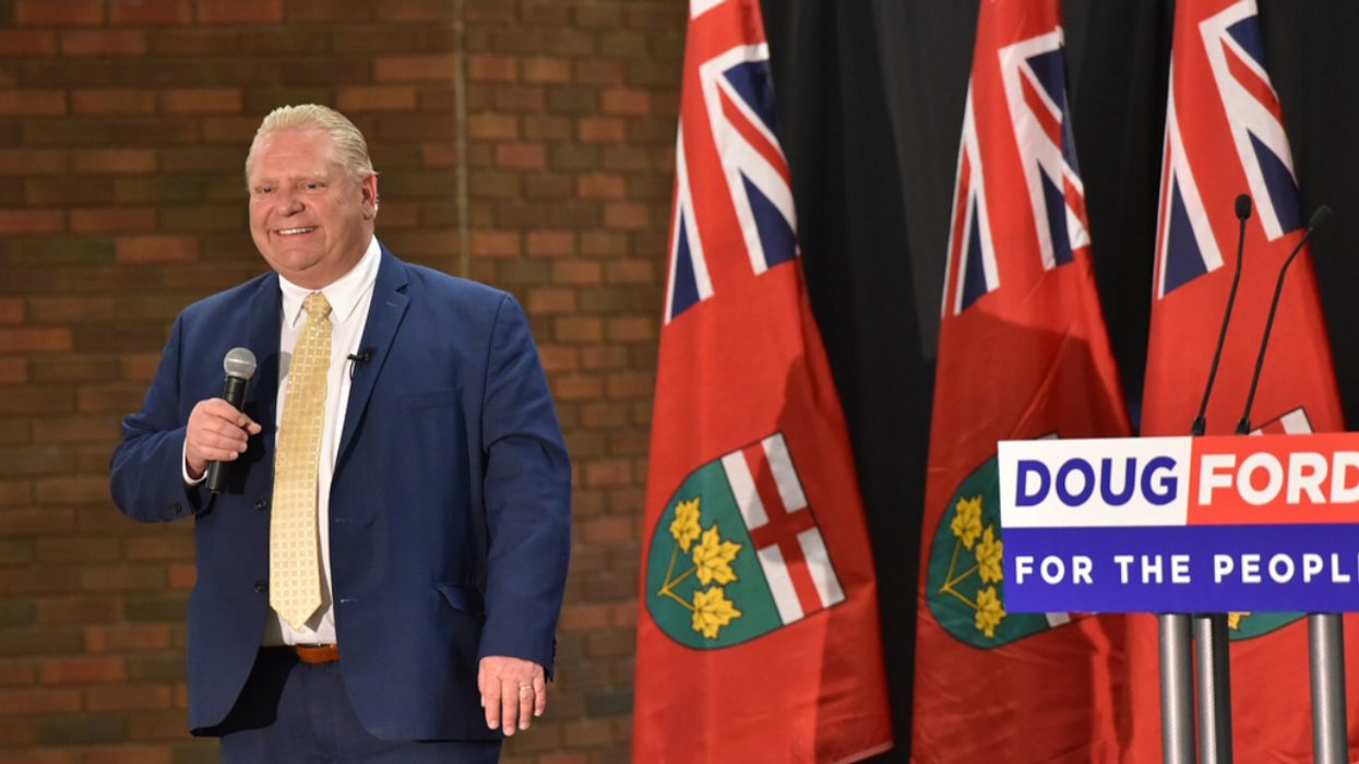 Doug Ford Will Officially Become Premier Today, Here's What He Plans To Do With His First Days In Office