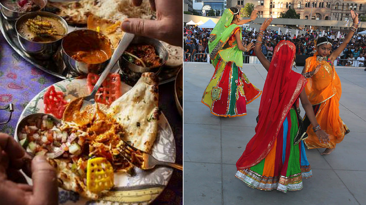 A Massive Indian Food Festival Is Happening In Toronto This Summer