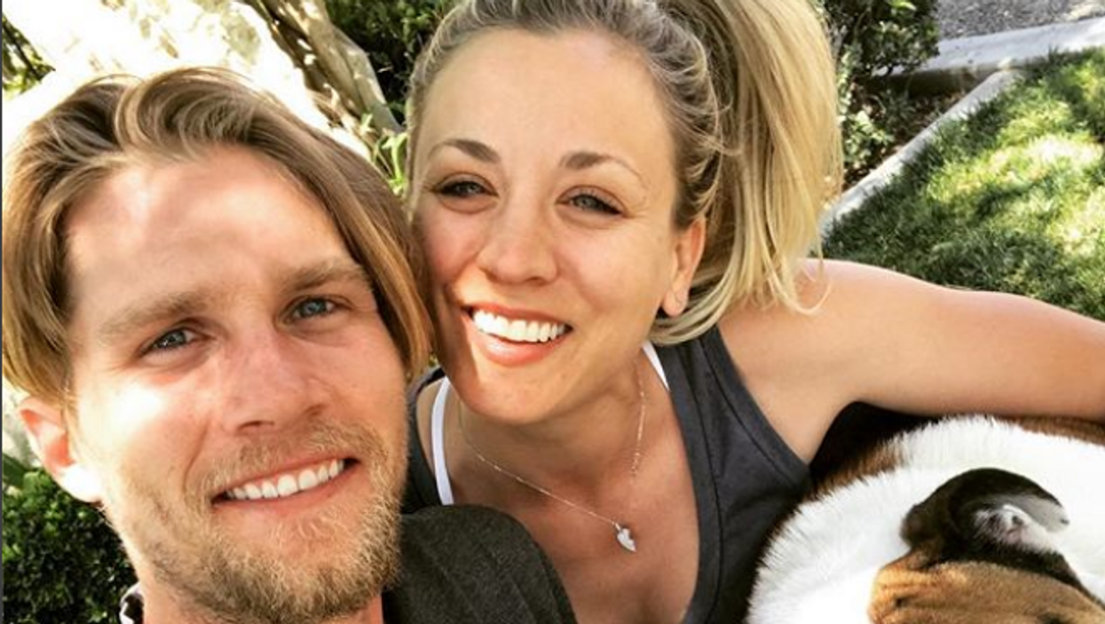 Kaley Cuoco Just Got Married To Her Boyfriend Karl Cook And Here Are All The Pictures
