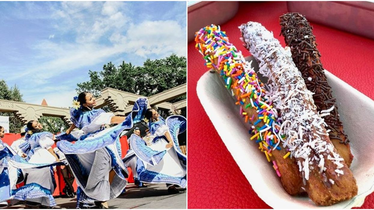 There's A Massive Mexican Festival Coming To Calgary This Weekend And It's Going To Be Lit