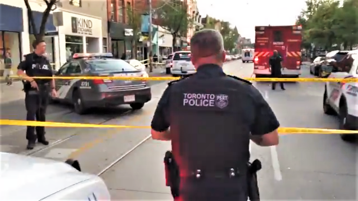 7 People Were Shot In Toronto Over The Long Weekend, Here's What Happened