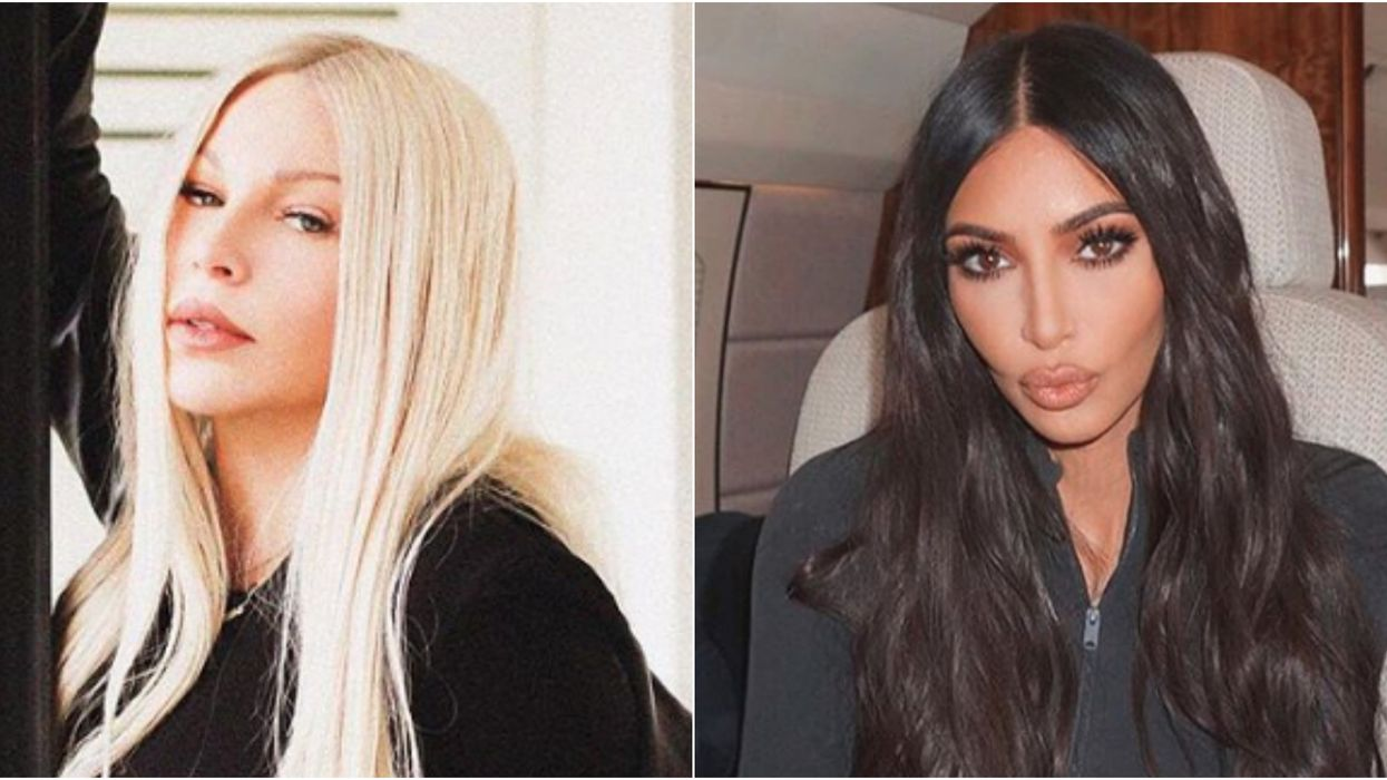 Kim Kardashian's Ex Make-Up Artist Posts This Savage Instagram After She Was Dumped By The Family