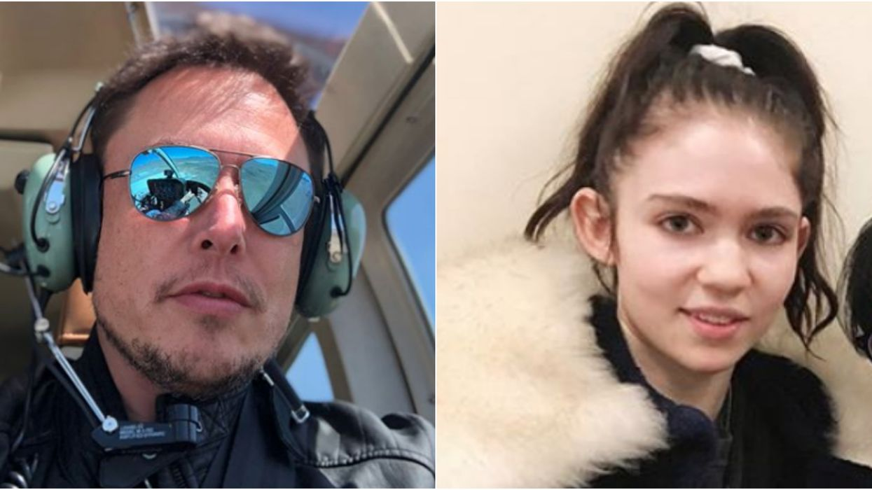 Grimes Just Made Her Relationship With Elon Musk Instagram Official