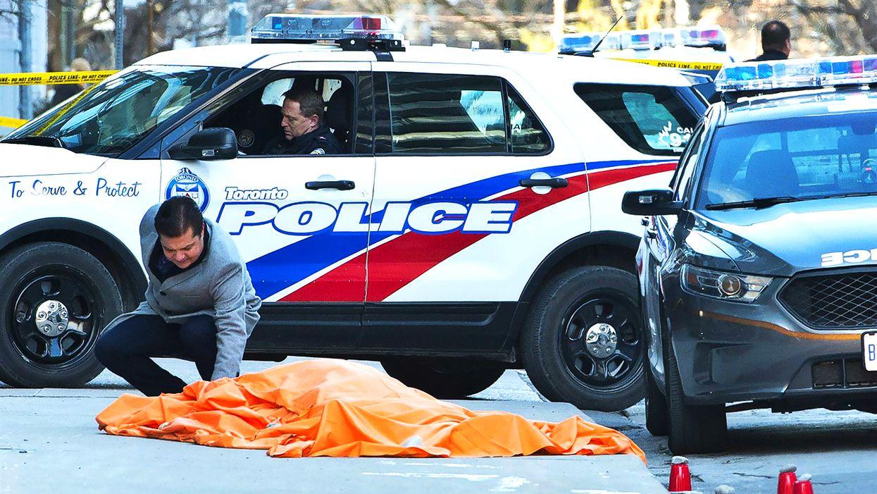 Toronto Desperately Seeks Help From Ontario, Ottawa To Stop Gun Violence Problem