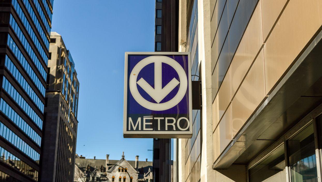 La STM donne des passes de métro gratuites à Montréal cette semaine
