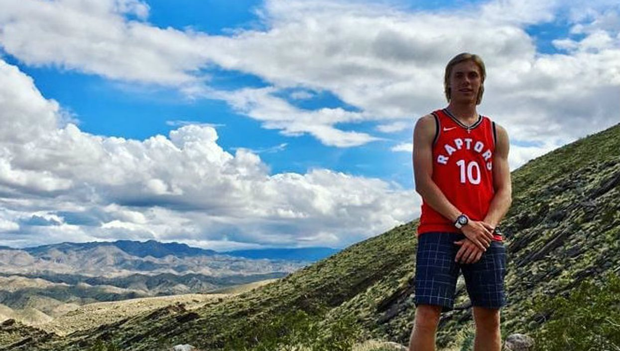 Here's Everything You Need To Know About Ontario's 19 Year Old Tennis Star Denis Shapovalov