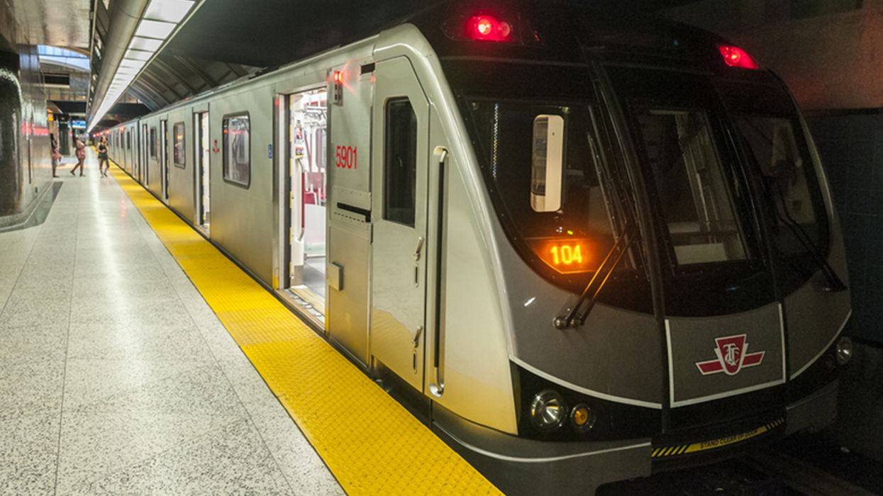 Expect Major TTC Closures Between Finch And Union Stations For The Next Several Weeks