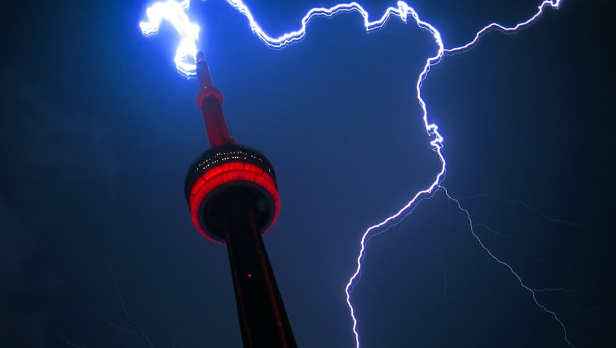 Environment Canada Issued A Severe Thunderstorm Alert For Toronto And Here's Everything You Need To Know