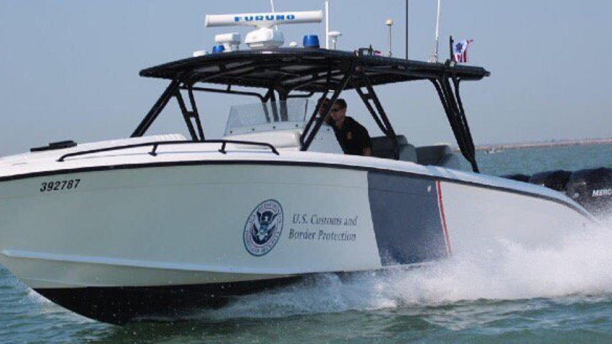 American Border Agents Say That They Refuse To Stop Coming Into Canadian Waters, Here's Why