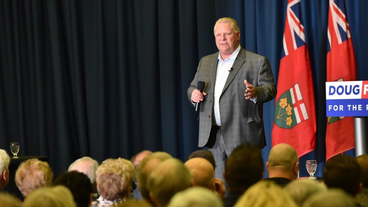 Sex Ed, Free Prescriptions And All The Other Things Doug Ford Has Cut In Less Than 2 Weeks Of Being Ontario's Premier