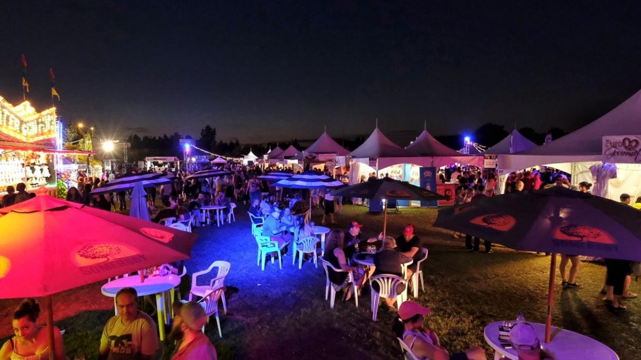Un gros festival de bières extérieur débarque à Laval en fin de semaine