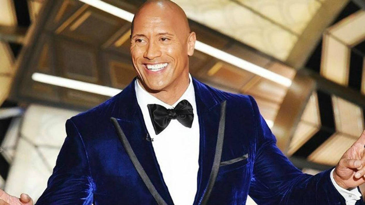 """Dwayne """"The Rock"""" Johnson Just Revealed He's Behind This New A-List Hollywood Couple"""