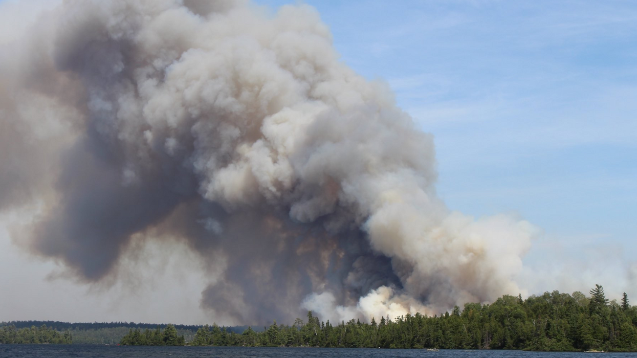 A State Of Emergency Has Been Called For Temagami, Ontario, Here Is Why