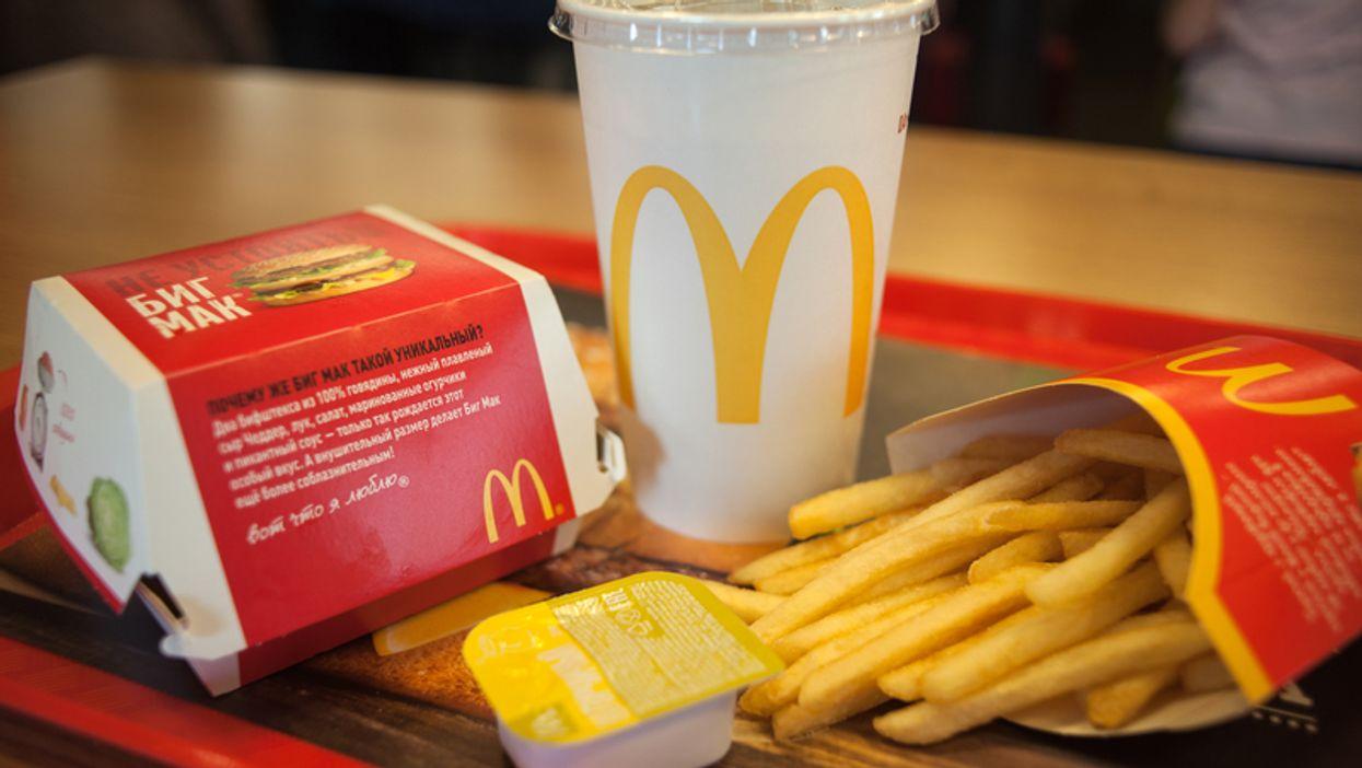McDonald's va officiellement changer les boulettes de ses burgers