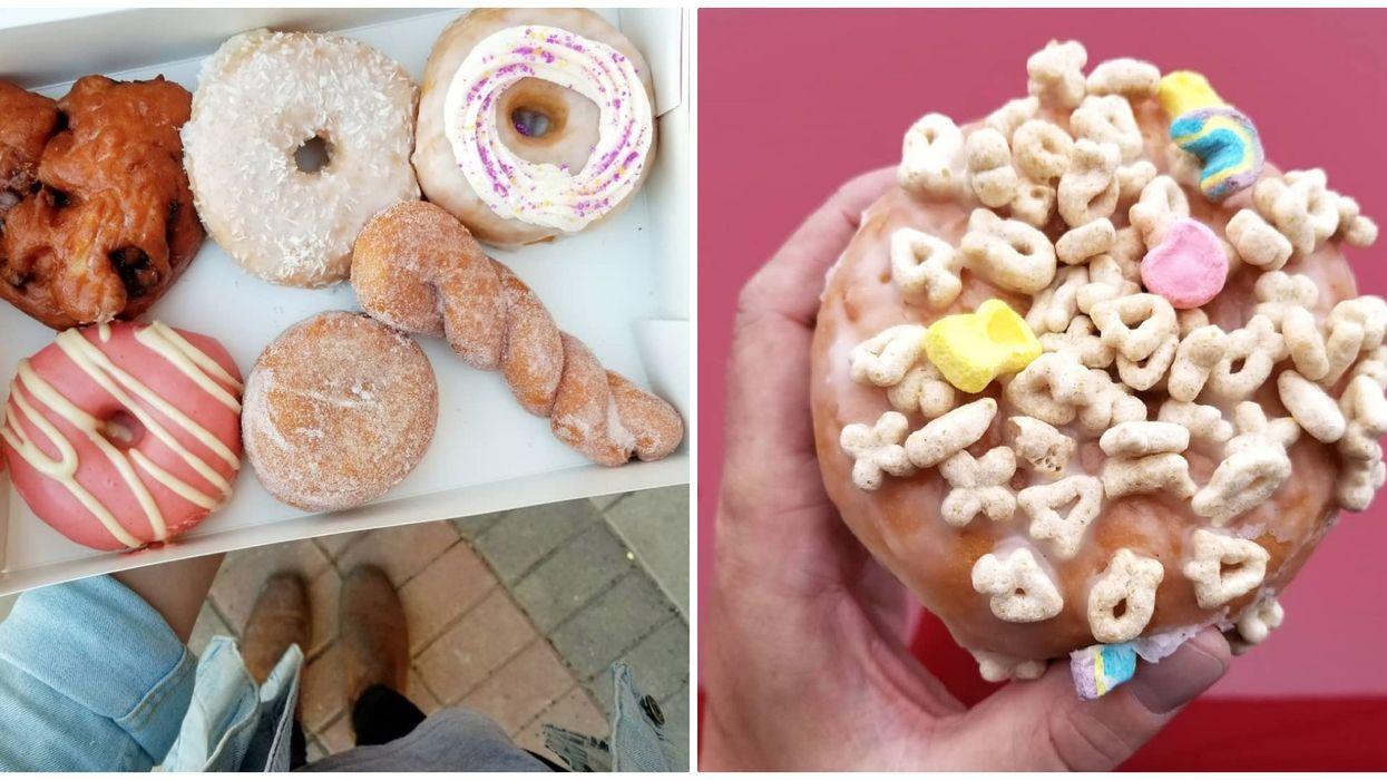 These $3 Doughnuts Might Just Be The Best Doughnuts In Edmonton