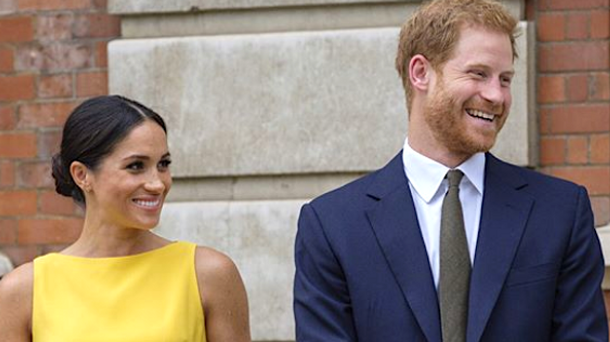 New Photos Of The Royal Family Have Been Released And People Are Upset With Meghan Markle Again