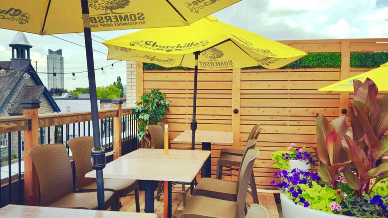 You Don't Always Need To Go Downtown For Some Of The Best Patios In Ottawa