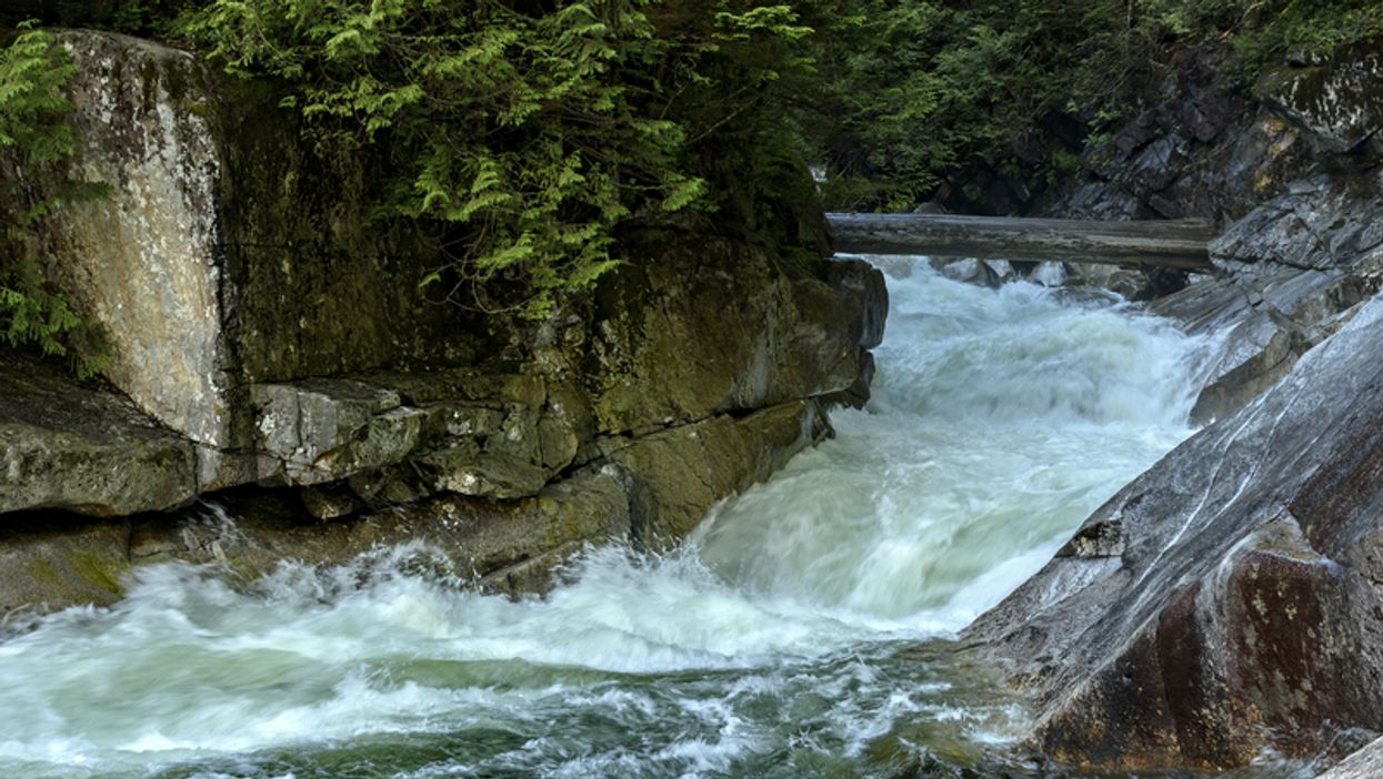 Another Canadian Has Died After Climbing A Waterfall In B.C. And Here's Everything You Need To Know