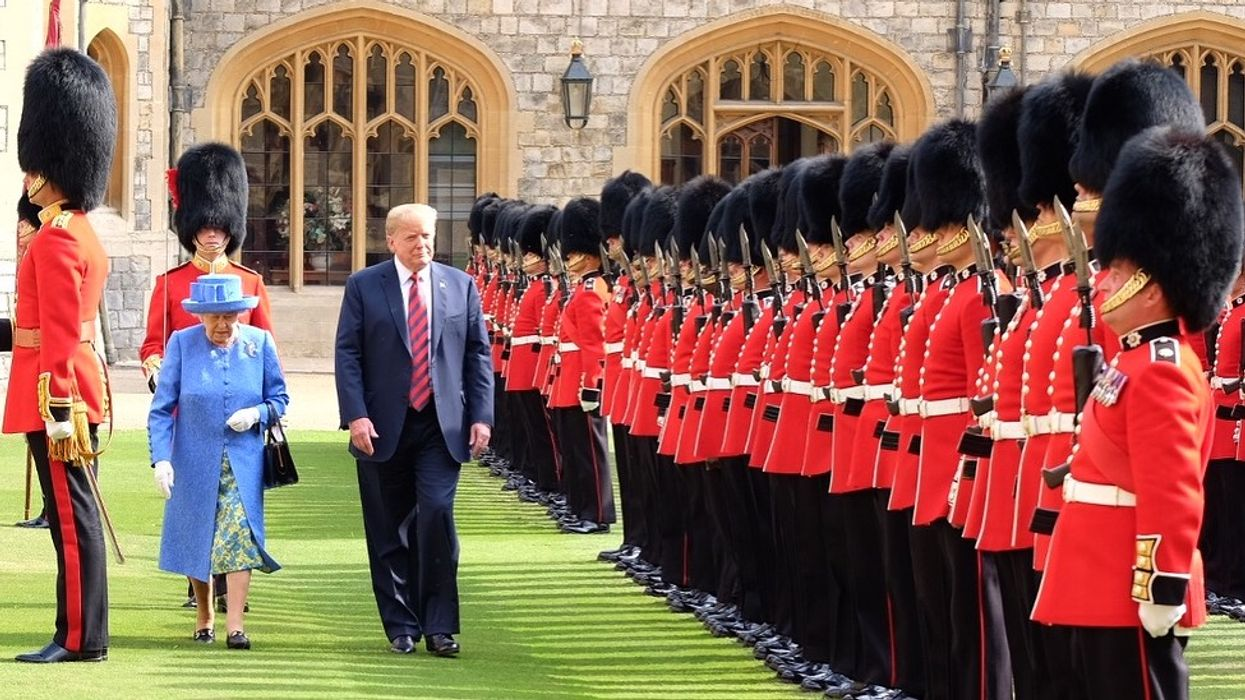 6 Times Donald Trump Broke Protocol Or Insulted The Royal Family During His Official Visit To The UK
