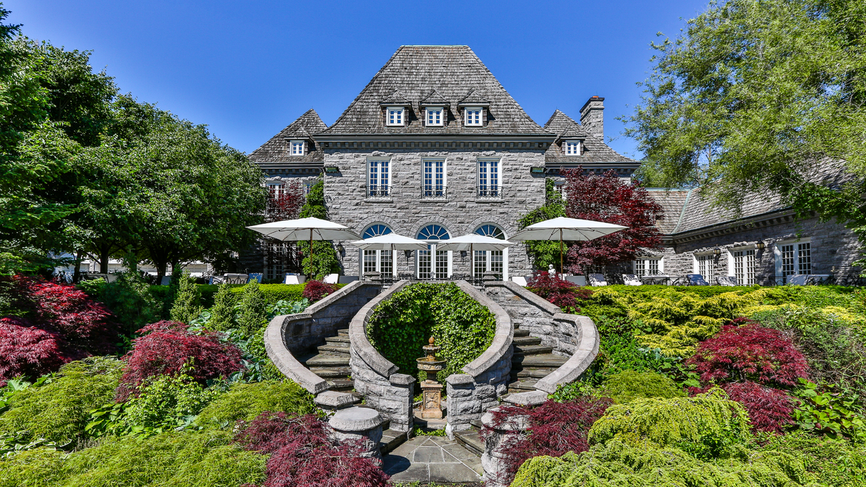 The Most Expensive House For Sale In Ontario Right Now Has A Massive Indoor Pool And Banquet Hall (Photos)