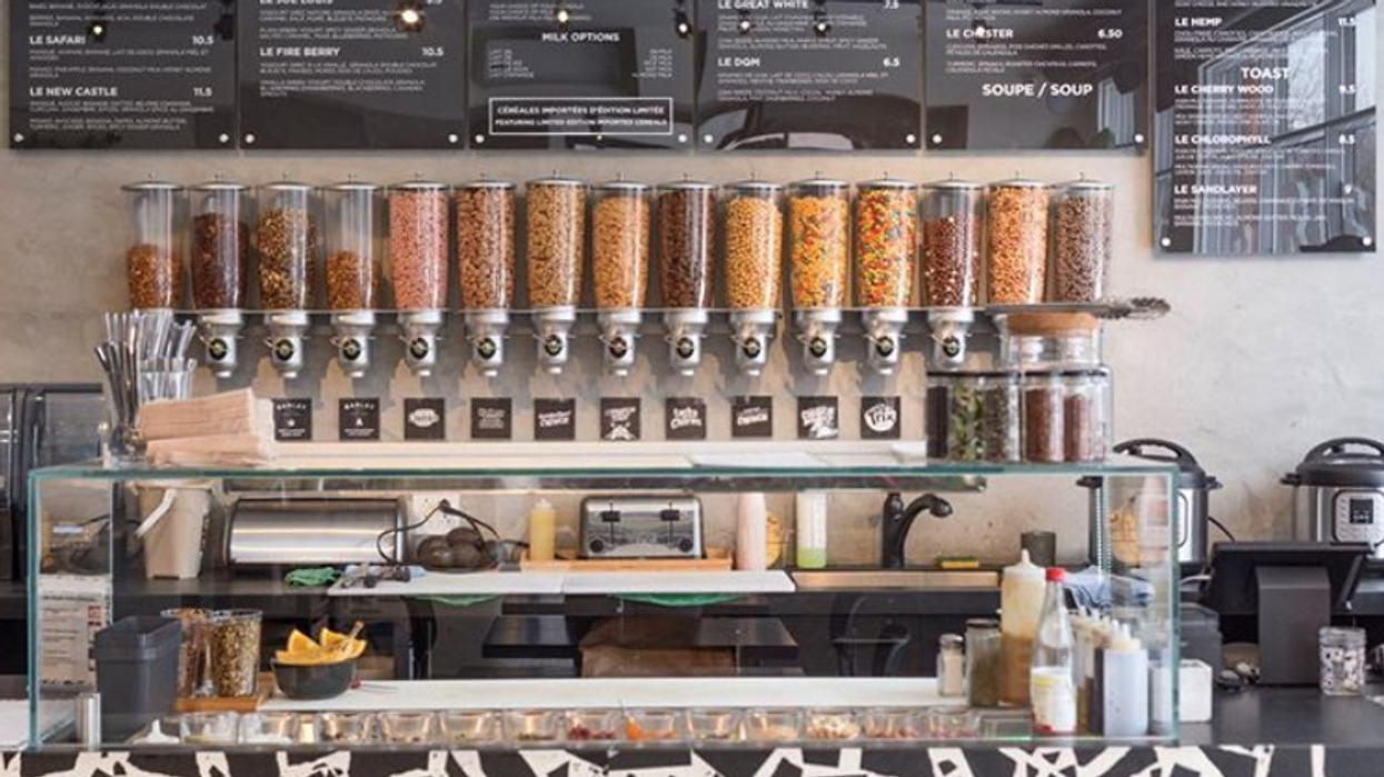 Vancouver Is Set To Open Its First-Ever ''Cereal Bar''