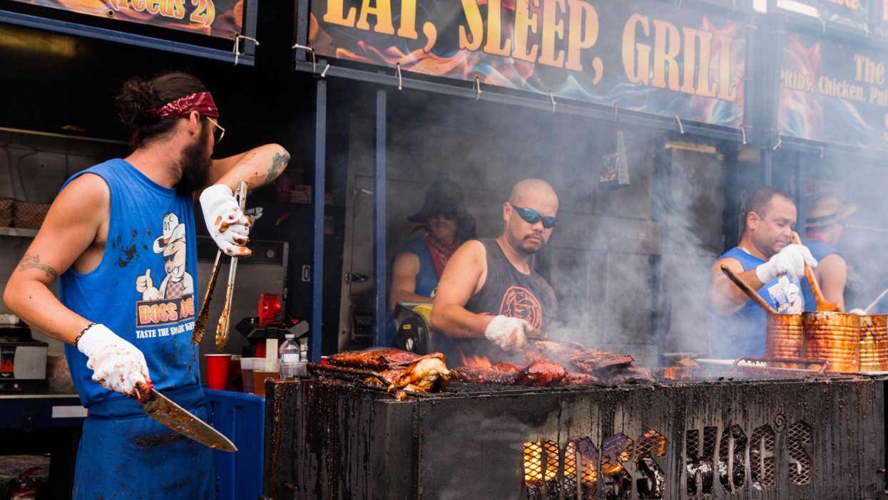 It's Time To Get Your BBQ On At This Weekend's Rib Festival In Calgary
