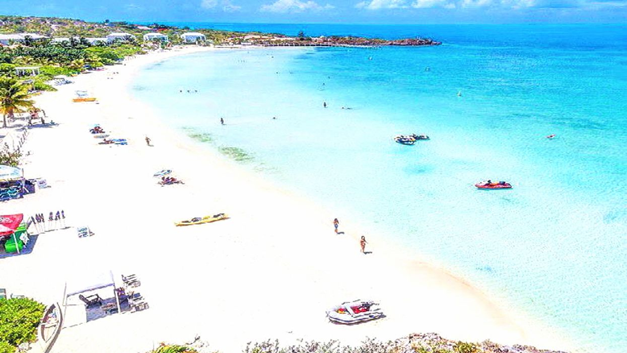 Some Canadians Still Want Turks And Caicos To Become Canada's 11th Province
