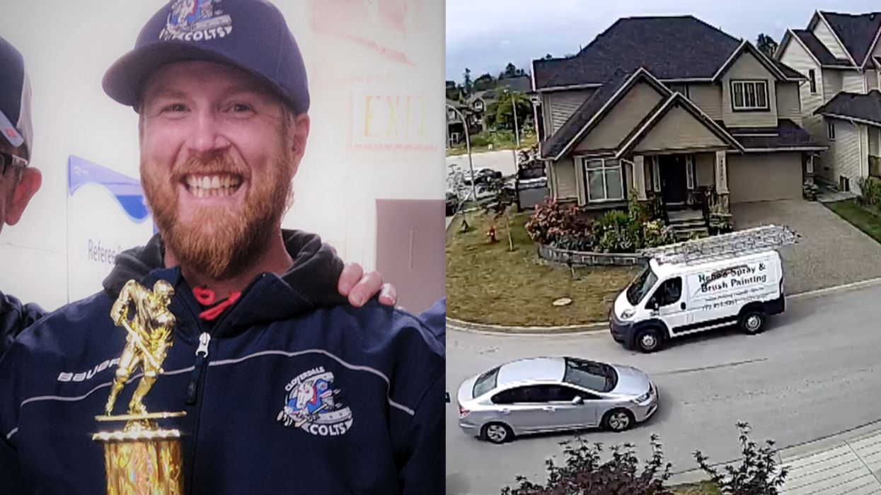 An Innocent B.C. Man Was Fatally Shot In His Driveway After His Identity Was Mistaken For Someone Else