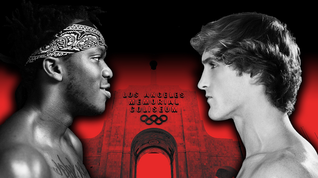 Everything You Need To Know About The YouTube Boxing Match Between Logan Paul And KSI