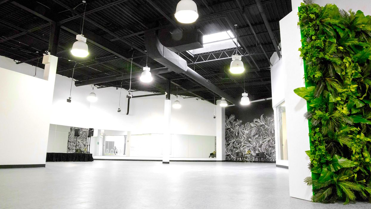 You Can Rent Out This Awesome Space For Parties And Events Just Outside Of Toronto