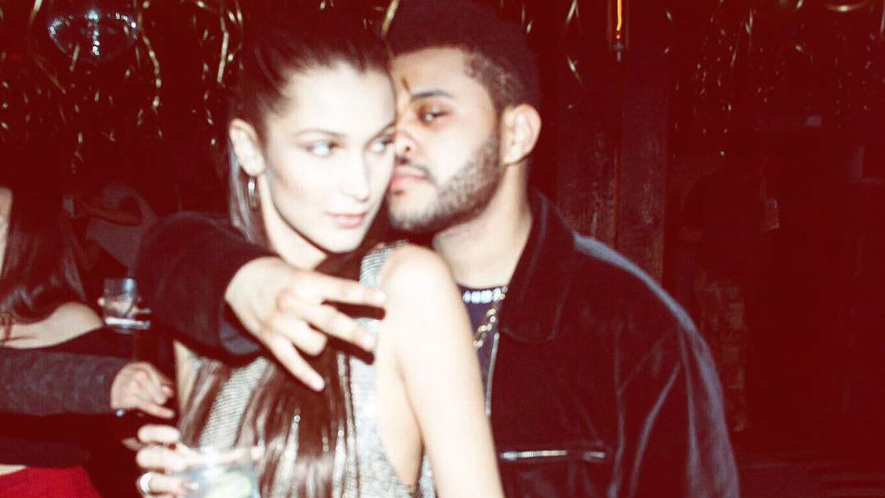The Weeknd And Bella Hadid Just Became Instagram Official On Selena Gomez's Birthday