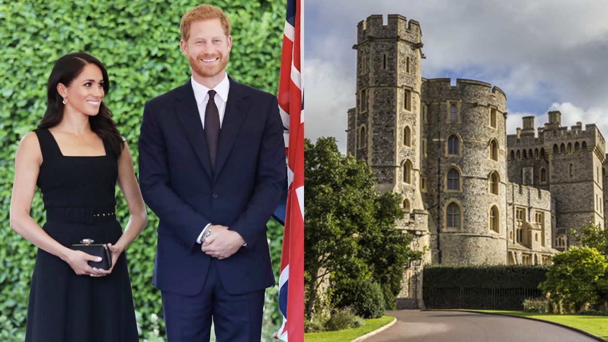 Prince Harry And Meghan Markle Are Moving Into A New House And It's Extravagant AF