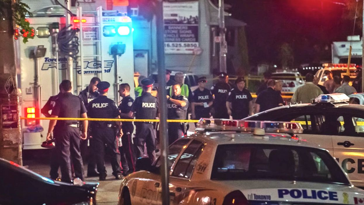 Toronto Mass Shooting Still Occurred Despite 200 More Police Officers Deployed On City Streets
