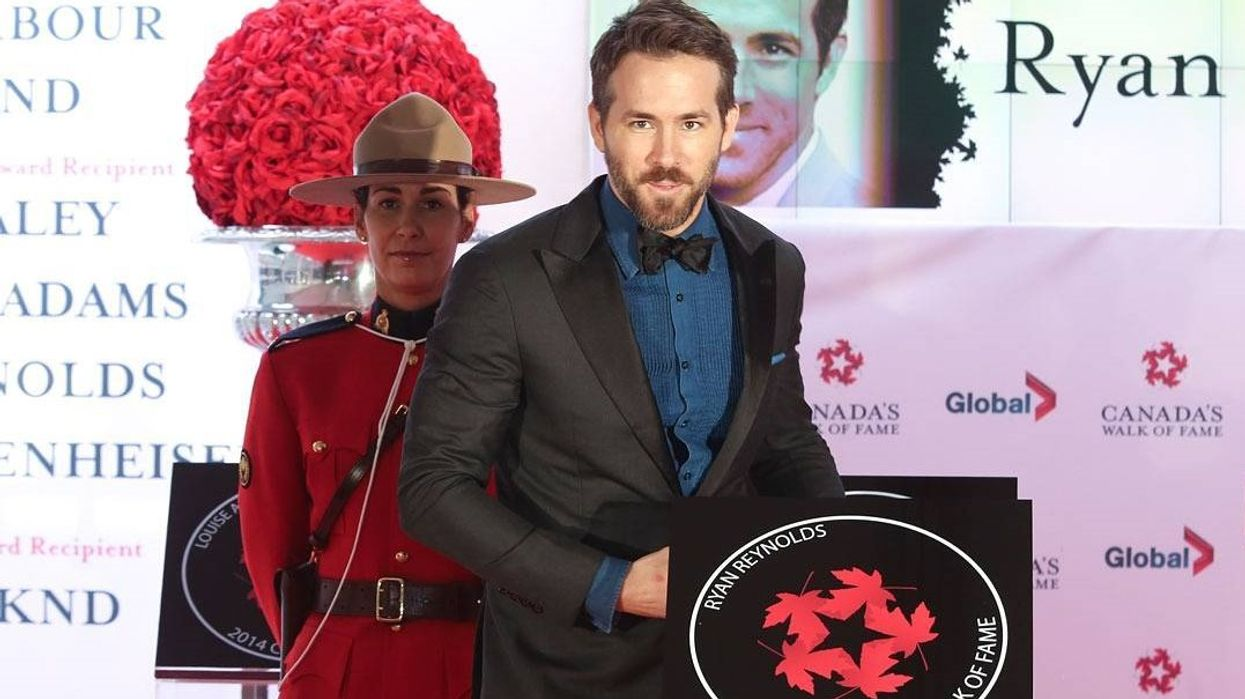 """Canada Has Its Own """"Hollywood Walk Of Fame"""" And Here's What It Looks Like (Photos)"""