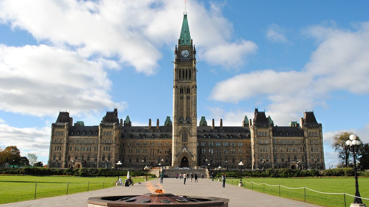 There Was An Attempted Attack On Ottawa's Parliament Hill Today And Here's Everything We Know