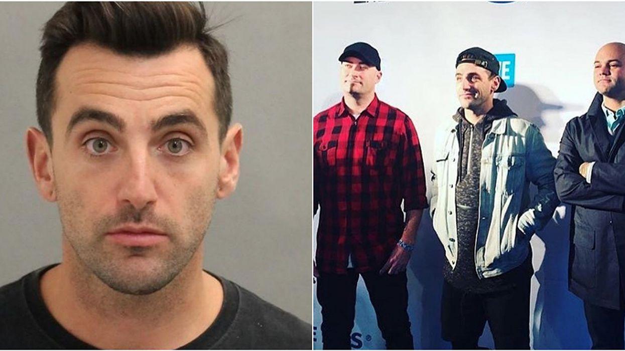 Jacob Hoggard, chanteur du groupe Hedley, a été arrêté et accusé d'agressions sexuelles