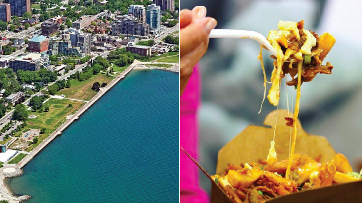 A Huge Food Truck Festival is Happening By Toronto Beaches This Weekend