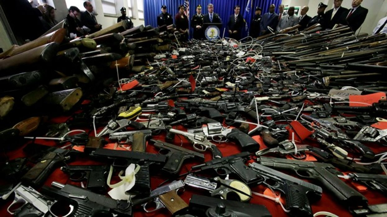 Toronto Wants To Ban Guns, Here's 3 Other Countries That Have Already Done It And What Happened