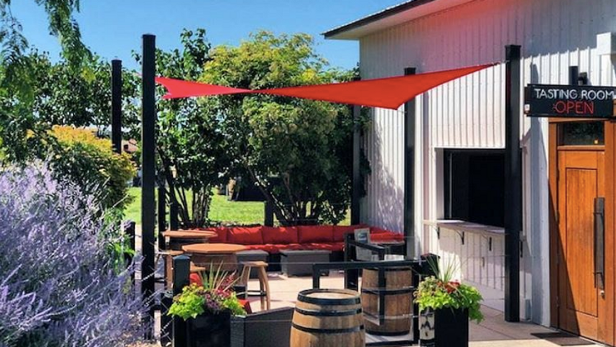 These Hidden Wineries Near Vancouver Will Make You Feel Like You're In Italy