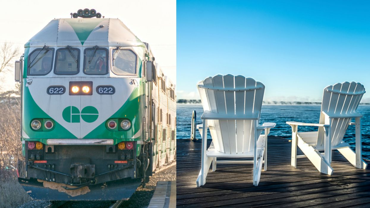 GO Transit Just Launched A New Toronto To Muskoka Route