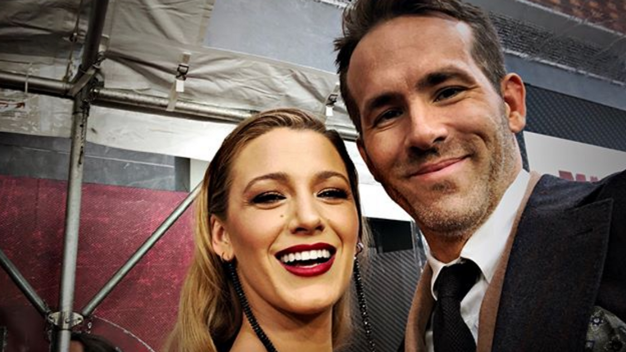 This Video Of Ryan Reynolds And Blake Lively Is Proof That They're The Cutest Parents Ever