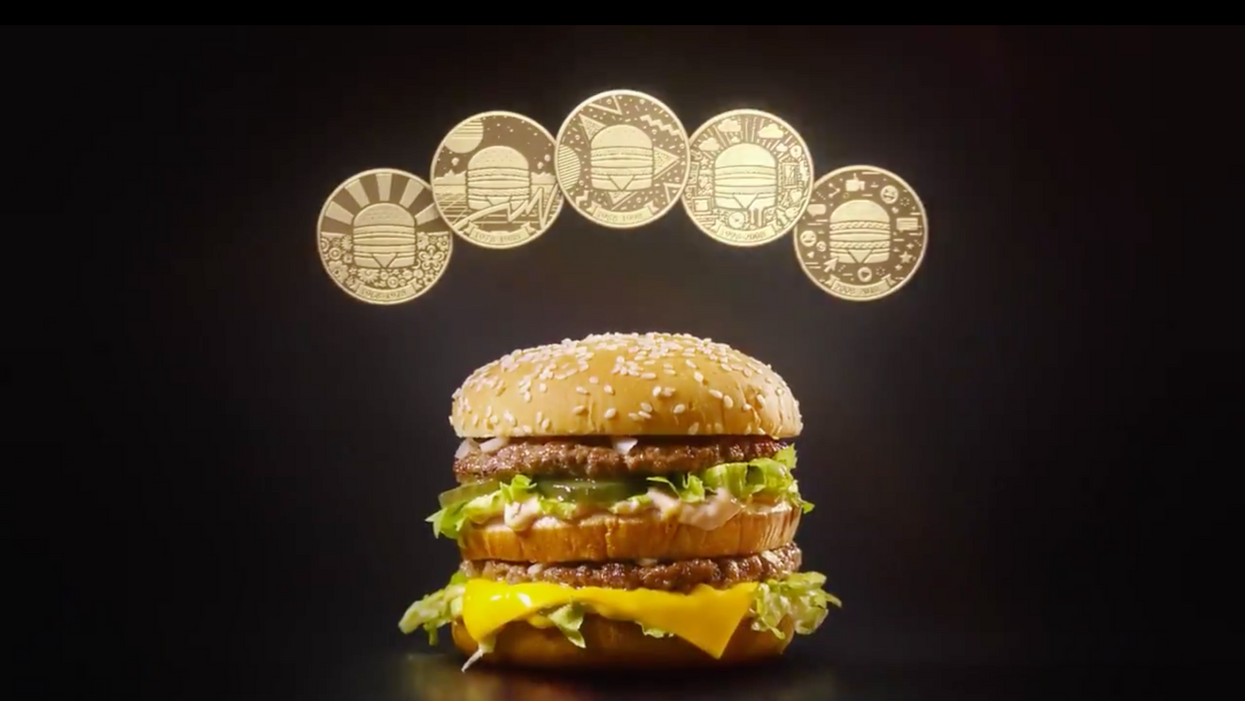 McDonald's Is Giving Out Golden Coins Across Canada And Here's What You Need To Know About It