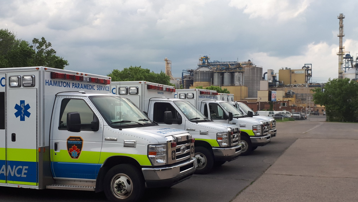 2 Ontario Paramedics Have Been Charged With Failing To Provide The Necessities Of Life To A 19-Year-Old Hamilton Man