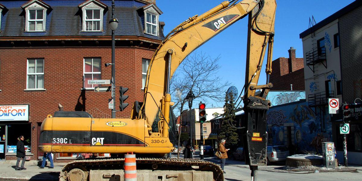 Le Québec connaît une immense pénurie de main-d'oeuvre et ...