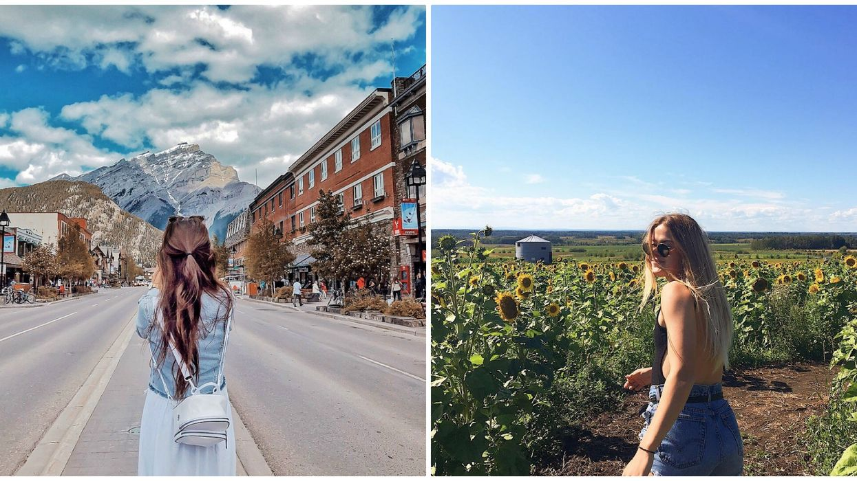 There's More To Alberta Than Calgary And Edmonton, Here Are The Little Towns Worth A Visit