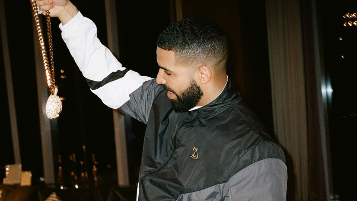 This Epic Drone Video Of Drake's Majestic Toronto Mansion Will Give You Chills