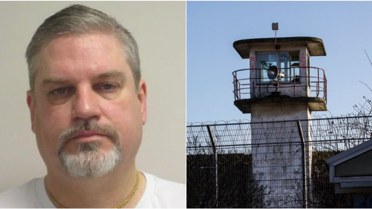 A Convicted Murderer Has Escaped From A Canadian Prison And Is Now On The Run