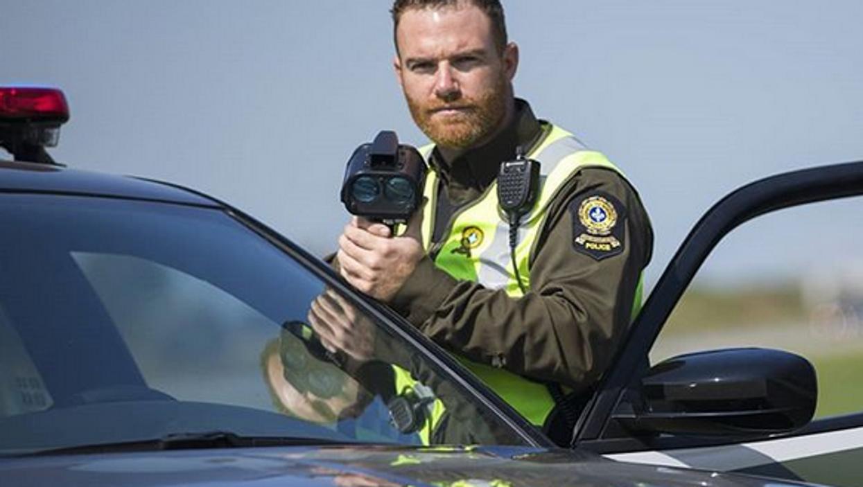 Les nouvelles lois sur les cellulaires au volant sont pour l'instant pas tant efficaces selon la SQ