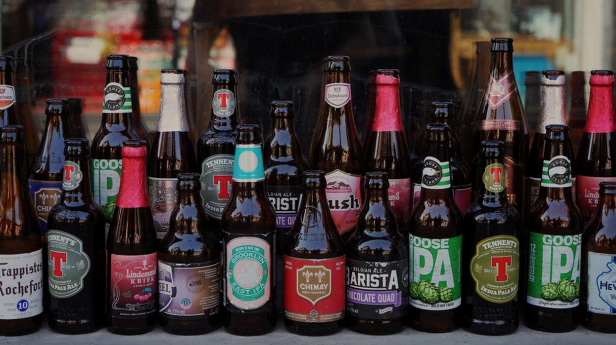 Le Québec est le plus gros consommateur de bières au Canada